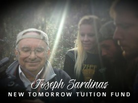 Joseph Sardinas New Tomorrow Tuition Fund