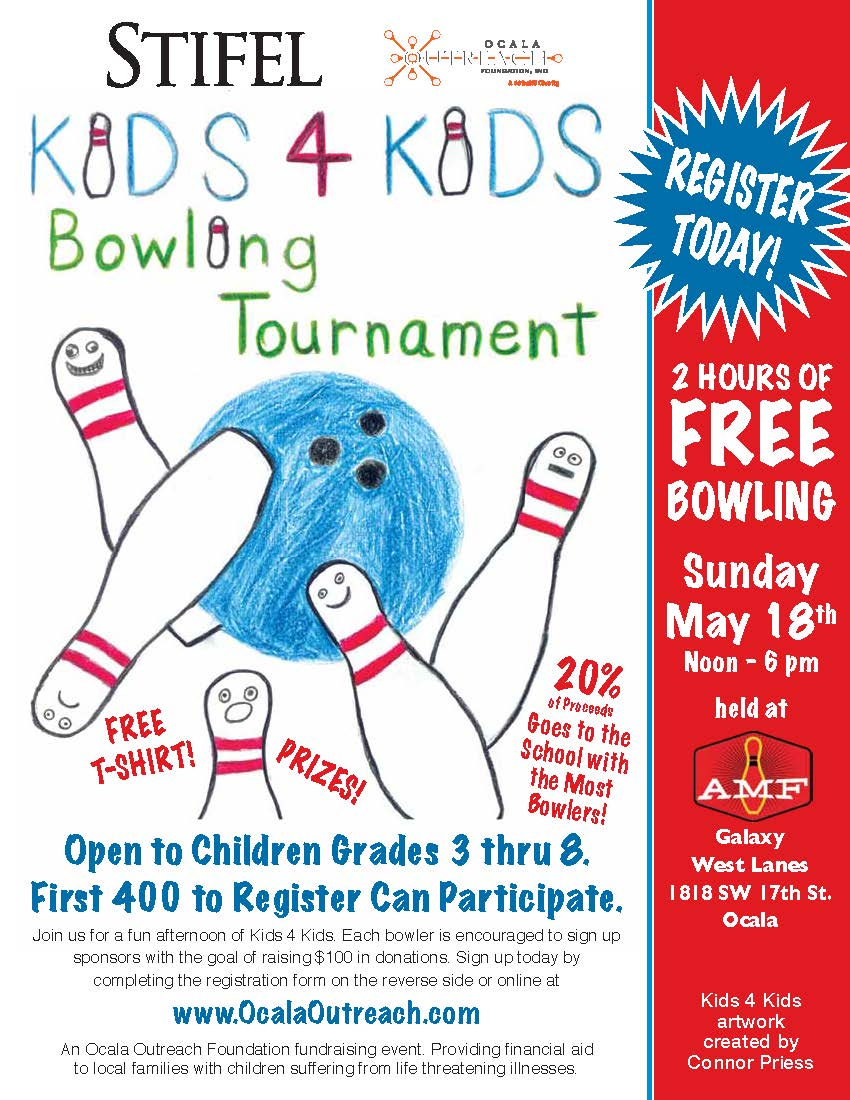 Ocala Outreach Bowling Tournament - Ocala Outreach ...