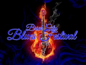 Brick City Blues Festival