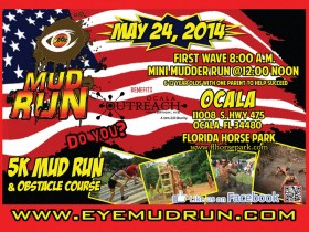 Ocala Outreach Eye Mud Run