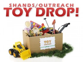 Shands Outreach Toy Drop!